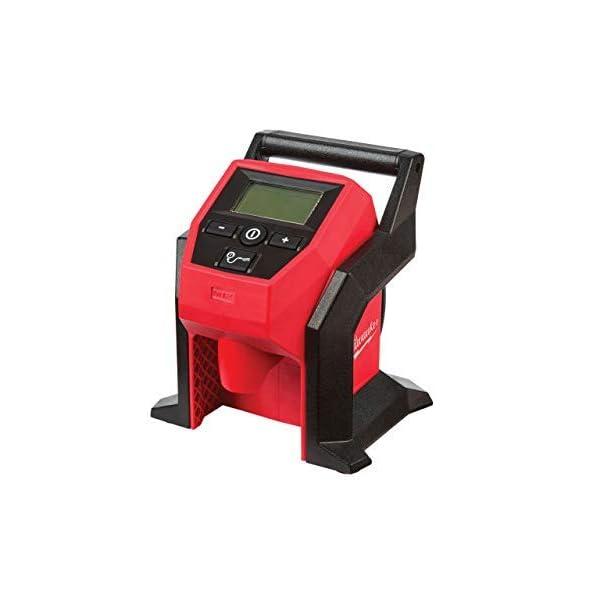 Milwaukee Compresor 4933464124 M12BI-0 12,0 V – XXX sin batería – sin Cargador