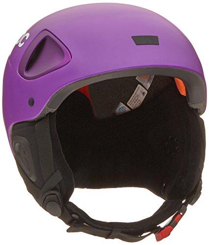 POC Synapsis 2.0 Helmet (Purple, X-Large/59-60)