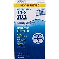 Renu Multiplus Advanced Formula Multi-Purpose Solution Travel Pack, 2 Fluid Ounce