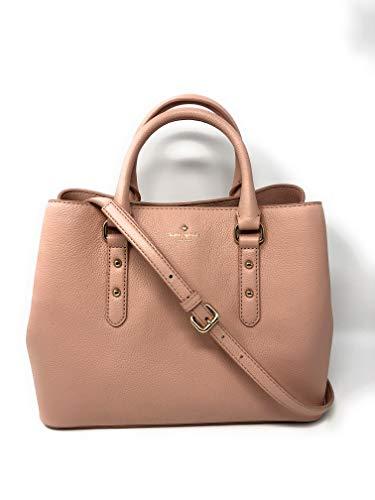Kate Spade New York Evangene Larchmont Avenue Handbag Purse in Warmvellum Pink