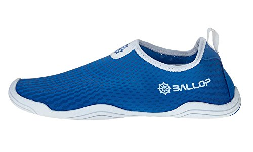 BALLOP Voyager, Zapatillas unisex adulto azul turquesa