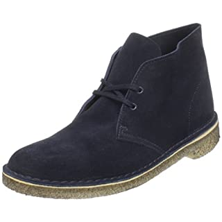 Clarks Men's Desert Boot,Navy Suede,9 M US (B003A8499M) | Amazon price tracker / tracking, Amazon price history charts, Amazon price watches, Amazon price drop alerts