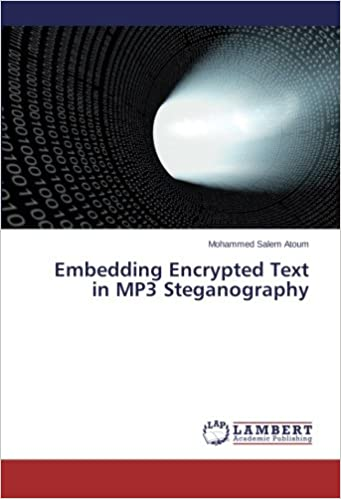 Embedding Encrypted Text in MP3 Steganography: Mohammed
