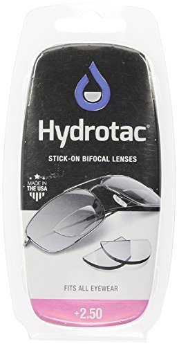 Optx 20/20 Hydrotac Stick-On Bifocal Reading Lens, - Lenses Reading Sunglasses For