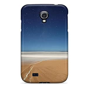 Premium [eOtSh8395lJlni]beach Stars Case For Galaxy S4- Eco-friendly Packaging