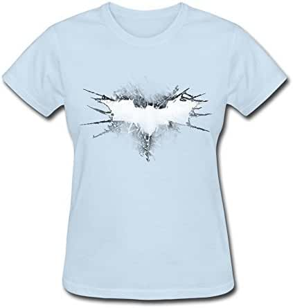 I Am Batman Cotton T Shirts For Women