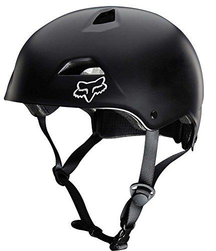 Mountain Bike Helmet - Fox Racing Flight Sport Helmet Black, M