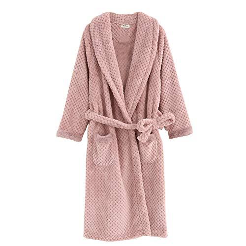 Pyjamas Des Robes Kimono Khan Hommes Robe Pink1196l Vêtements Yukata Steamed T1F3cuKJl