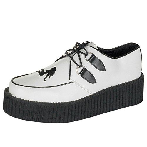 Demonia - Defining Alternative Footware Plateau Schuhe Creeper-430