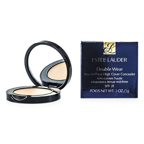 New Item ESTEE LAUDER DOUBLE WEAR CONCEALER 0.10 OZ ESTEE LAUDER/DOUBLE WEAR STAY IN PLACE HIGH COVER CONCEALER 2C LIGHT MEDIUM.1 OZ COOL SPF 35