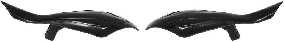 Kecheer Protezioni per paramani 7//8  Protezioni per moto Motocross per paramotore ATV Dirt Bike Motorcycle Hand Protects
