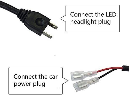 FMS H7 LED Decodificador Enchufar y Usar Advertencia Canceller condensador error Load Resistor LED Canbus decodificador Anti Parpadeo Pack de 2