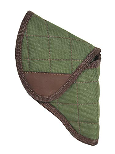 Barsony New Woodland Green Flap Holster for Taurus 85; 405; 415 Right