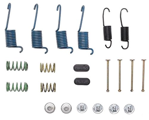 ACDelco 18K1610 Professional Front Drum Brake Hardware Kit with Springs, Pins, Retainers, and Caps
