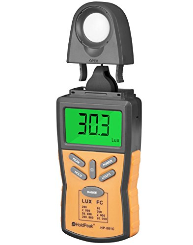 Outdoor Led Light Meter - 5