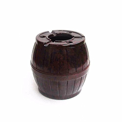 Bakelite plastic smoke discs to enhance the wind and fire safety car creative fashion ashtray -