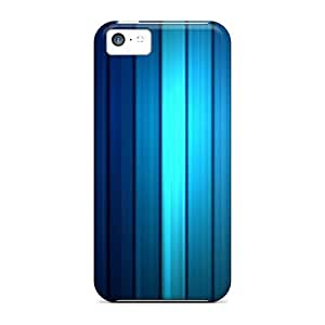 Case Cover Bluewall/ Fashionable Case For Iphone 5c