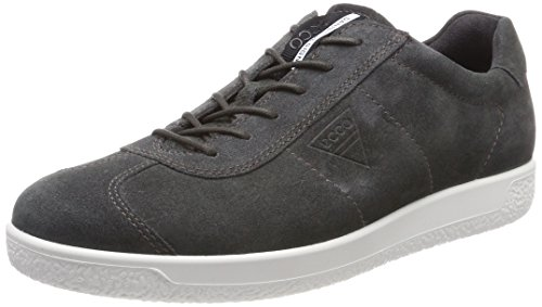 Sneaker Soft Herren 1 Moonless Grau Ecco 1pn0aYRqwx