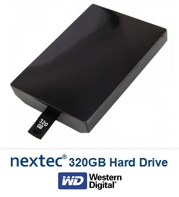 New - Xbox 360 SLIM (320 GB) Hard Disk Drive HDD for for sale  Delivered anywhere in USA