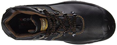 Cofra NT210-000.W38 New Reno UK S3 SRC Chaussures de sécurité Taille 38 Noir