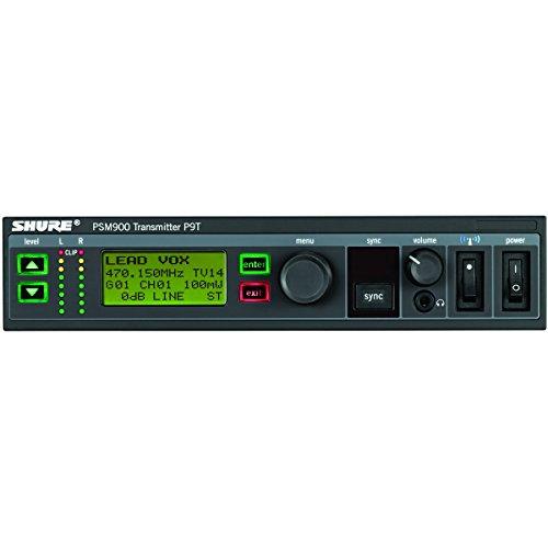 Psm900 Transmitter - Shure P9T K1 | PSM900 Rack Unit Transmitter