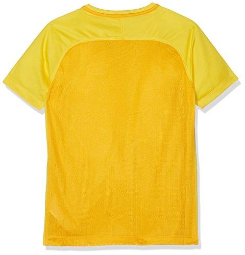 Team Football Mixte Jersey Doré T Kids' Dry Iii Jaune Trophy Enfant shirt Université Noir T doré Nike Tour EX7vwFqxq