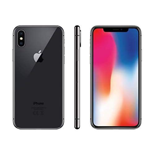 chollos oferta descuentos barato Apple iPhone X 64GB Gris Espacial Reacondicionado