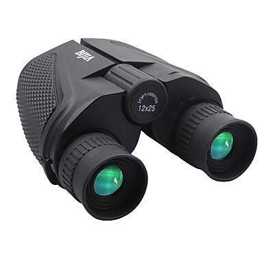 ZWC BIJIA 12x25 Waterproof Ultra-clear High-powered Night Vision Binoculars WEXE