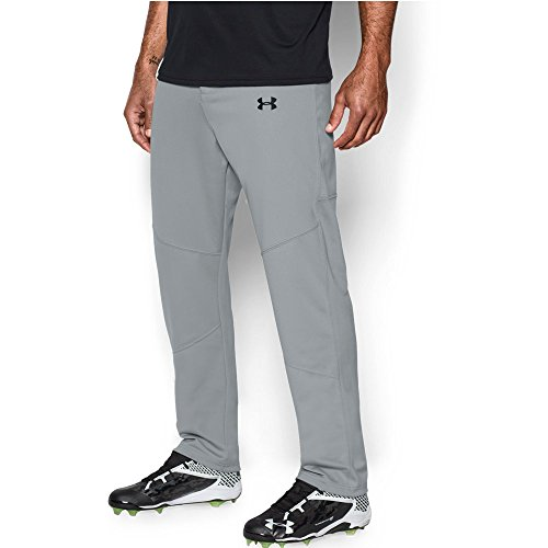 ead Off Baseball Pants, Baseball Gray/Black, Medium (Gray Mens Baseball)