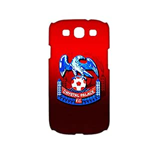 Design With Crystal Palace Fc For S3 I9300 Samsung Quilted Back Phone Case For Teens Choose Design 1-4