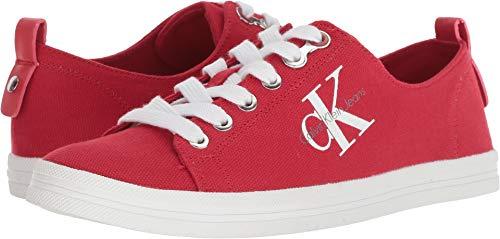 Calvin Klein Jeans Women's Monna Red Rock 8 M US