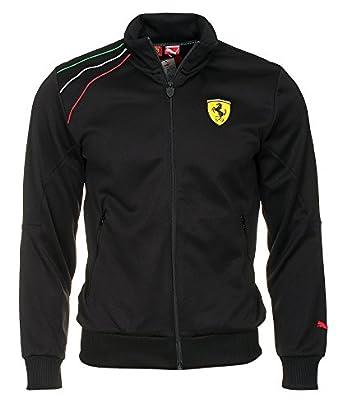 b227cfc4c0a4 Puma SALE New Men s Ferrari Track Jacket Zip Jumper Sweatshirt Size M-XL