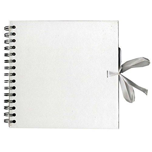 Artemio 30 x 30 cm, Alben Spiralalbum, Weiß