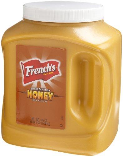 French's Honey Mustard Sauce, 105 oz
