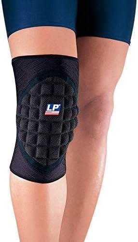 LP Support 577CP Knieschutz - Knieschoner, Größe:XL, Farbe:schwarz