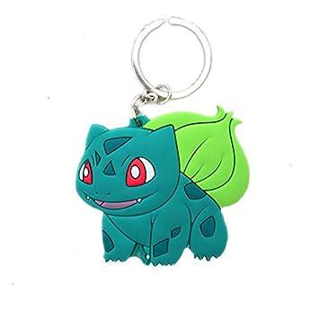 Bulbasaur - Pokemon: Llavero: Amazon.es: Juguetes y juegos