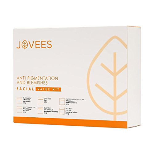 (Jovees Anti Pigmentation and Blemishes Kit)