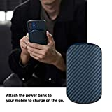 PITAKA 2 in 1 Magnetic Wireless Power Bank and