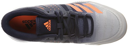 Adidas Uomini Pazzo Scarpe Da Pallavolo Di Volo X, Rosso / Blu Bianco (legink / Hireor / Gretwo)