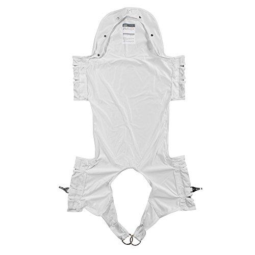 Drive Medical 13253P Split Leg Patient Lift Sling with He...