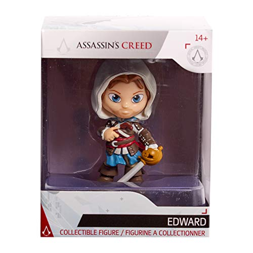 Just Play Assassin's Creed Collectible Figure - Edward