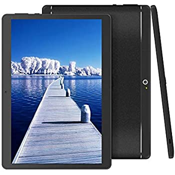 Amazon.com : Tablet 10 inch Android Go 8.1 Tablet PC, 3G ...