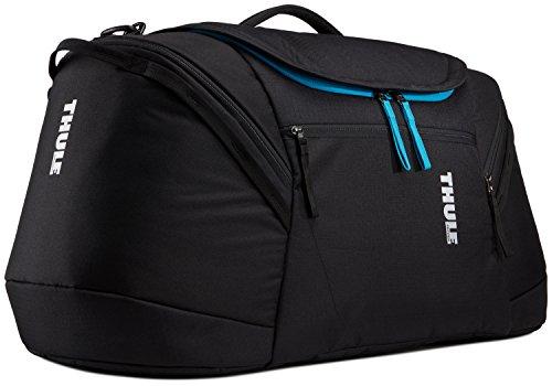Thule RoundTrip Snowsports Duffel Bag, Black, 90 L