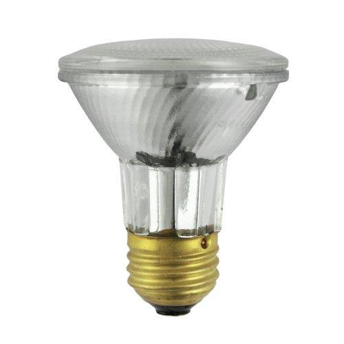 SYLVANIA 14528 - 50 Watt Halogen Light Bulb - PAR20 - Spot - 5,000 Life Hours - 550 Lumens - 130 Volt
