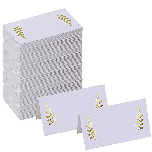 Supla 100 Pcs Place Cards -3.5