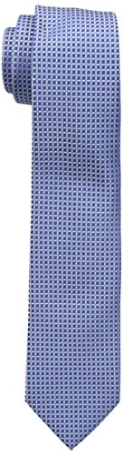 Big Tie - Dockers Big Boys Dockers Boys Check Neat Tie, Blue, OS