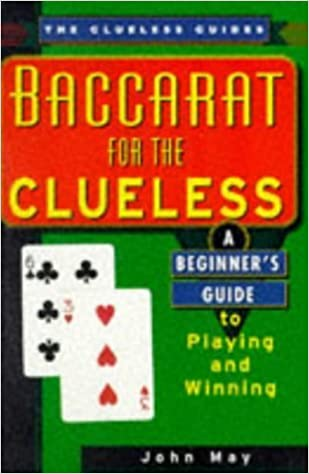 Book Baccarat For The Clueless (Clueless Guides) June 1, 2000