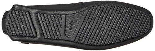 Lacoste Mens Piloter Corde 117 1 Formal Shoe Fashion Sneaker Black beYIu2P