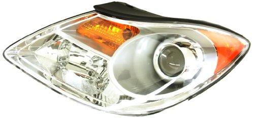 Assembly Genuine Headlight (Genuine Hyundai Veracruz Driver Side Headlight Assembly Composite (Partslink Number HY2502147))