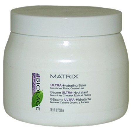 Biolage by Matrix Ultra-Hydrating Conditioning Balm 16.9 Ounces -
